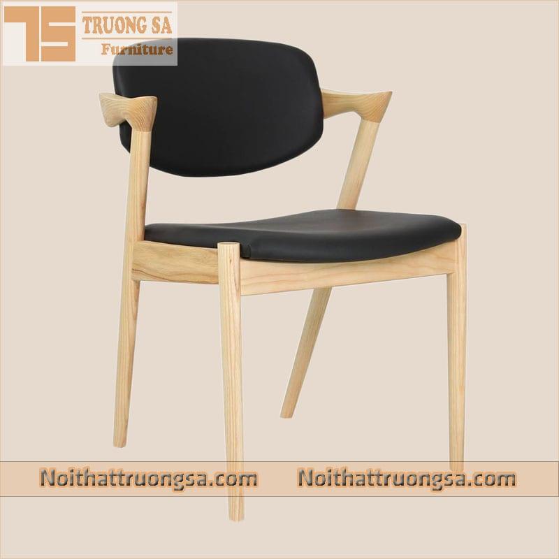 Ghế gỗ cafe Kai Model