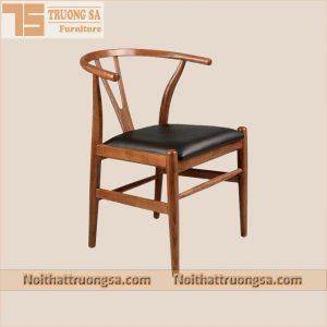 Ghế gỗ cafe Wishbone