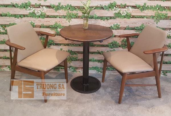 Bộ bàn ghế cafe TS223