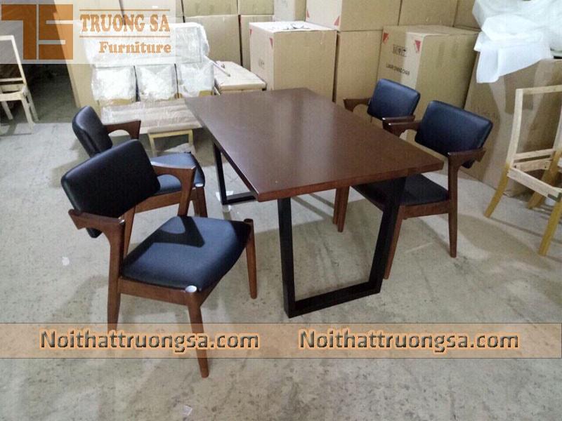 Bàn ghế phòng ăn TS356