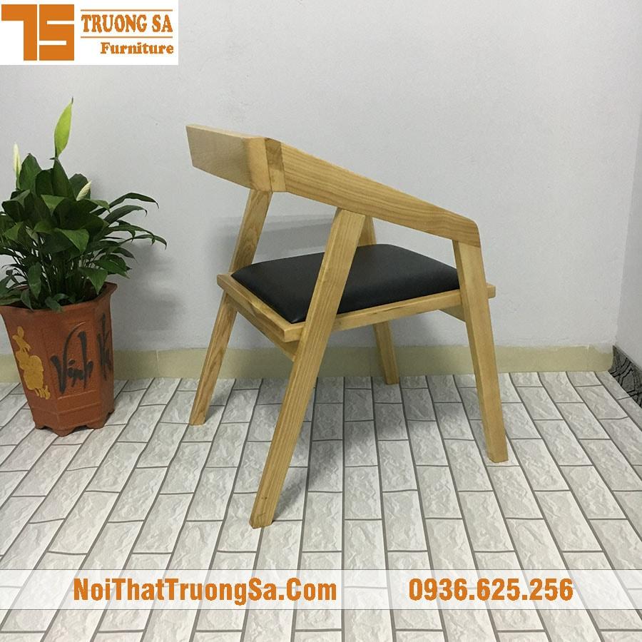 Ghế cafe TH164 - Gỗ sồi