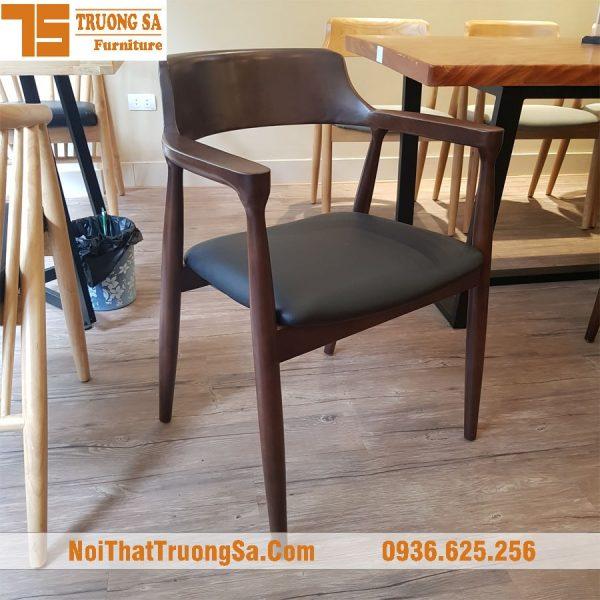 Ghế gỗ cà phê cao cấp hiroshima