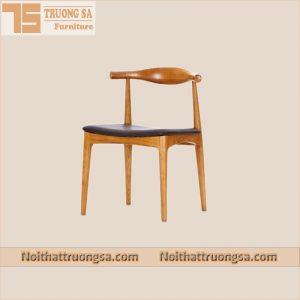 Ghế gỗ cafe Elbow