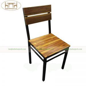 ghế nhà hàng, cafe khung sắt