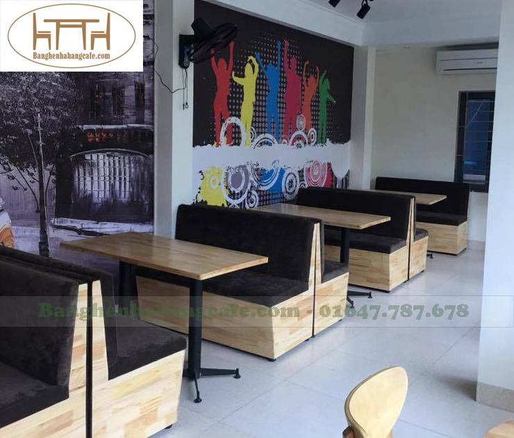 bàn ghế cafe sofa HT02