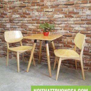Ghế cafe gỗ TS168