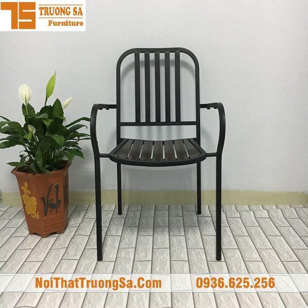 Ghế khung sắt TS161