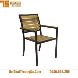 Ghế khung sắt TS163