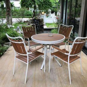 Bàn ghế cafe TS253