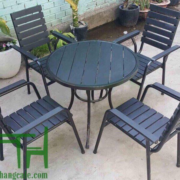 Bàn ghế cafe TS112