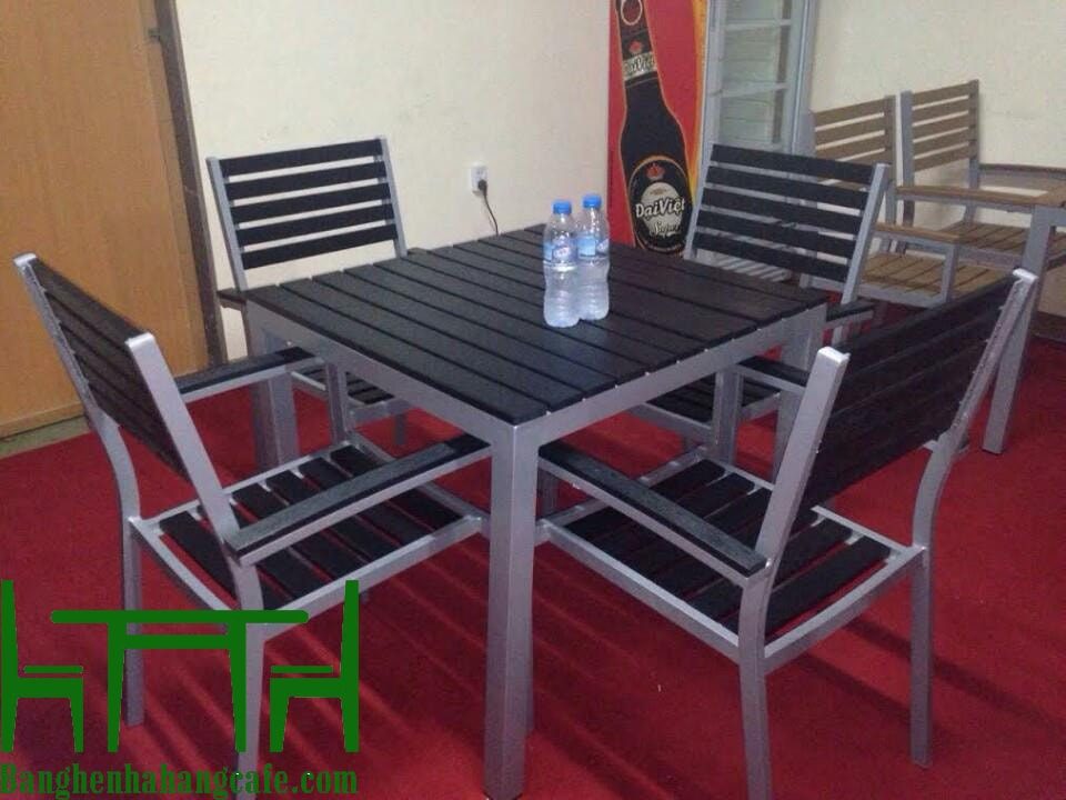 Bàn ghế cafe TS43