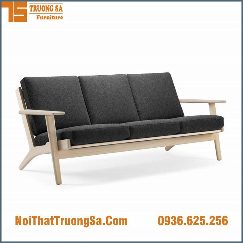 Ghế sofa cafe gỗ cao cấp thư giãn