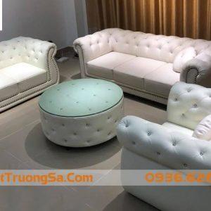 Sofa cao cấp phòng khách TS291