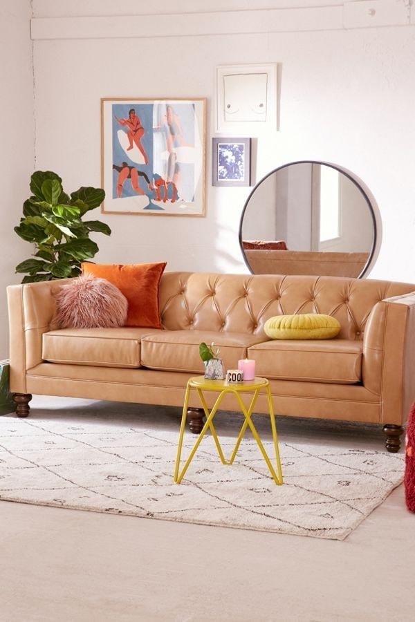 Sofa văng phòng khách TS323