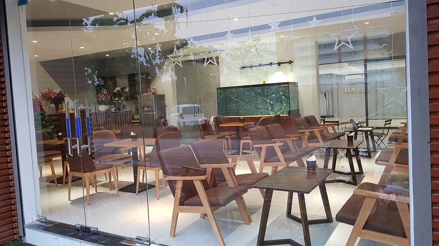 Bàn ghế quán cafe đẹp