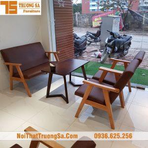 Sofa quán cafe TS328