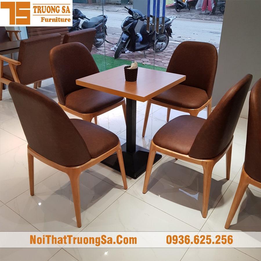 Bàn ghế cafe TS327