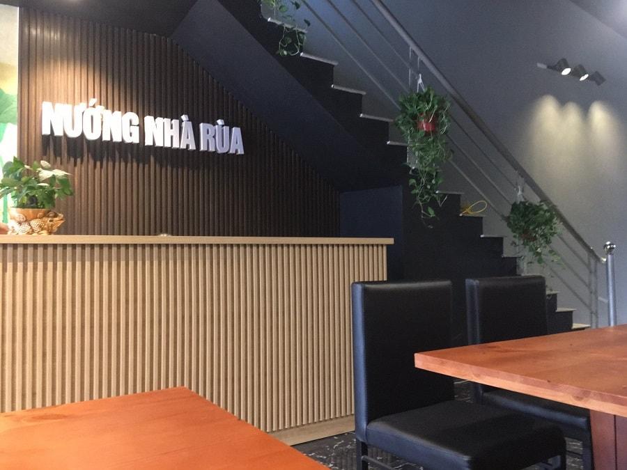Thiết kế và thi công nhà hàng