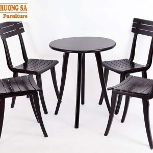 Bàn ghế cafe AL02