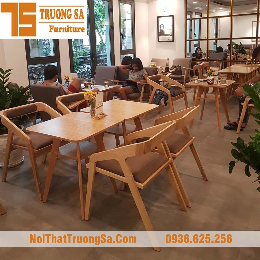 Bàn ghế cafe TS335