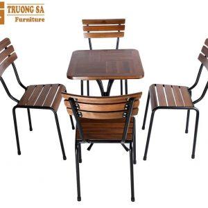 Bàn ghế cafe Kite
