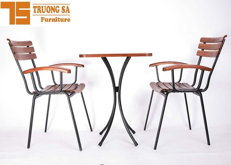 Bàn ghế cafe MOON