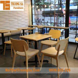 Bàn ghế cà phê TS168A