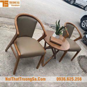 Bàn ghế cafe đẹp TS338B