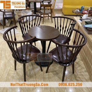 Bàn ghế cà phê TS343
