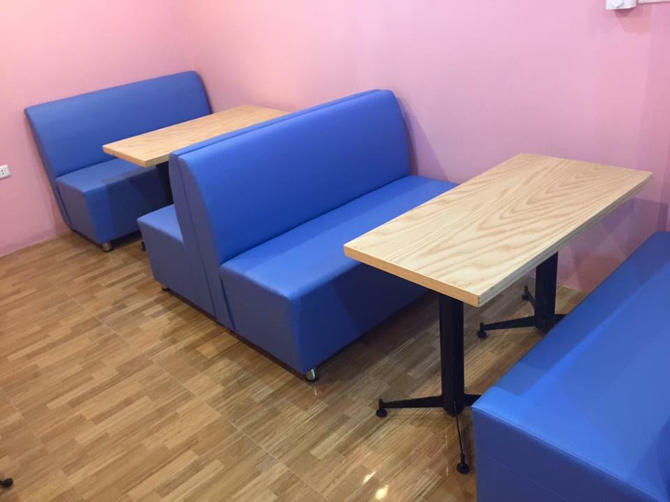 Bàn ghế cafe sofa giá rẻ TS269B