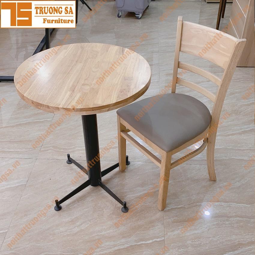Bàn ghế cafe giá rẻ TS170