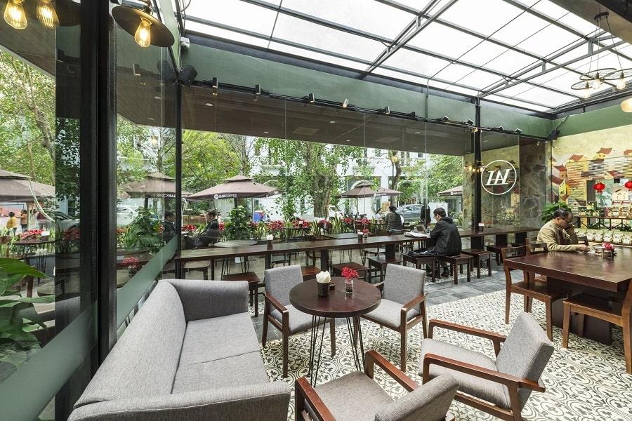 quán cafe đẹp ở Hà Nội