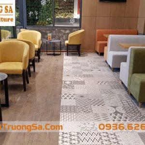 Bàn ghế sofa cafe TS269B