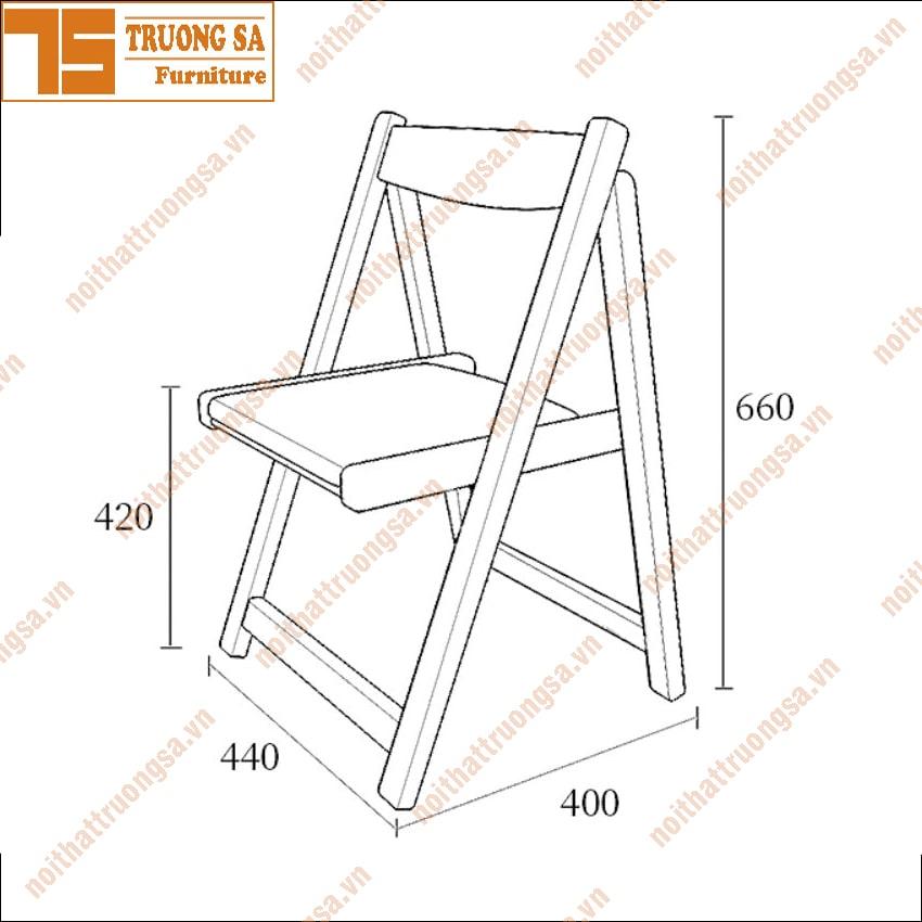 Kích thước bàn ghế ăn thông minh