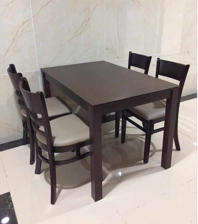 bàn ăn 4 ghế TS356