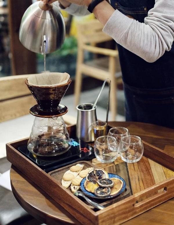 tăng lợi nhuận quán cafe