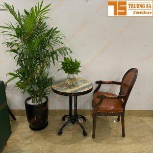 Ghế cafe tân cổ điển TS526