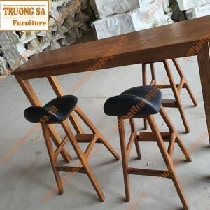 bàn ghế quầy bar TS119