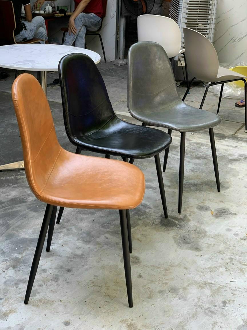 Mẫu ghế cafe đẹp giá rẻ J8C