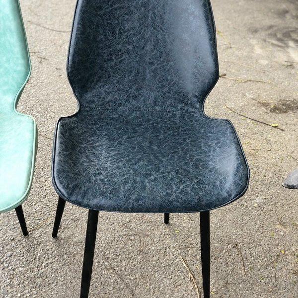 Ghế chân sắt bọc nệm GD01