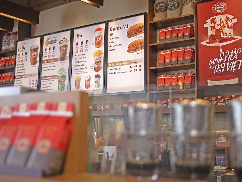 kinh doanh cafe mang đi