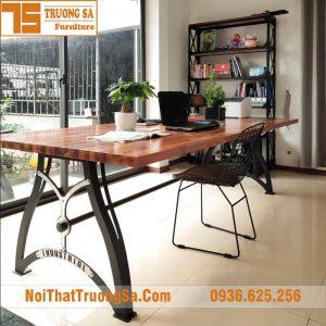 Chân bàn sắt nghệ thuật TS605
