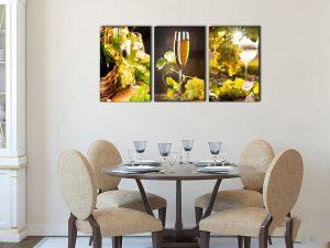 decor bàn ăn