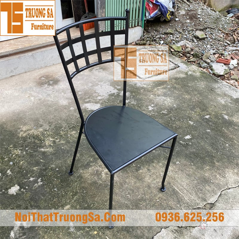 Mẫu ghế sắt đẹp TS632