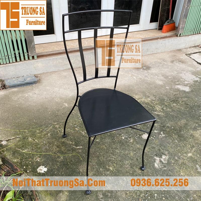Ghế sắt giá rẻ TS633