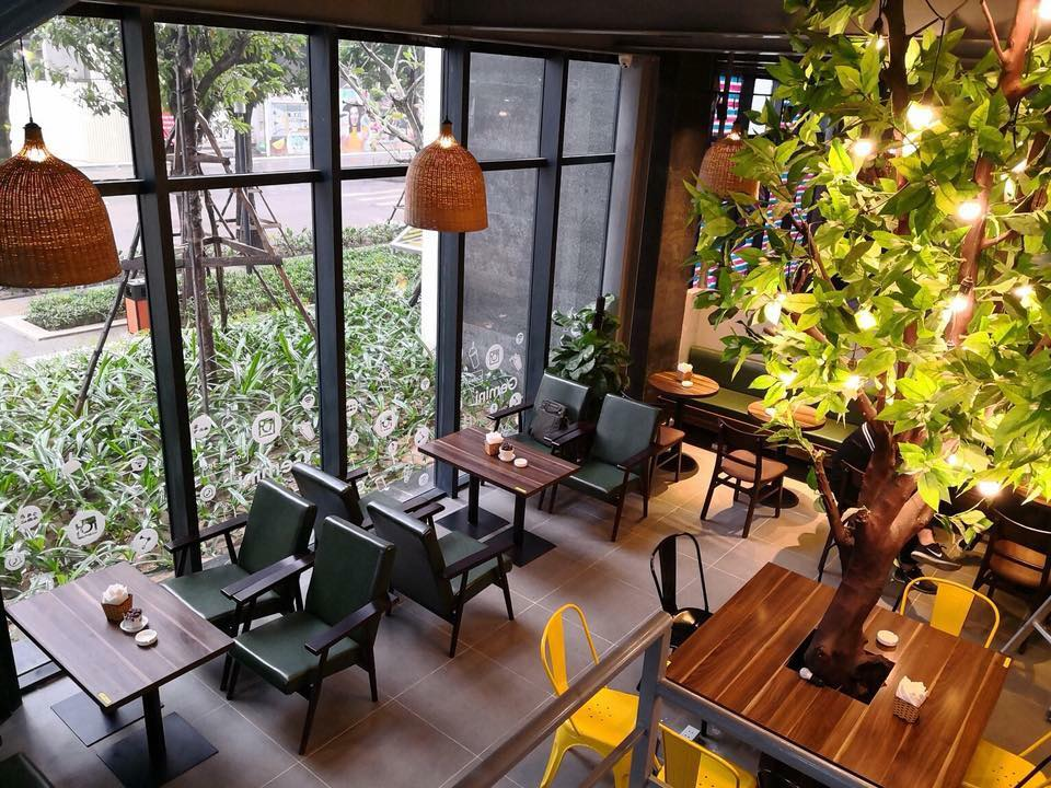Xưởng bàn ghế cafe Hà Nội